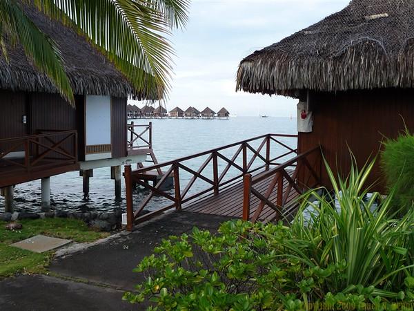 Intercontinental Hotel , Papeete