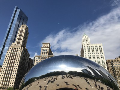 "Cloud Gate (""The Bean"")"