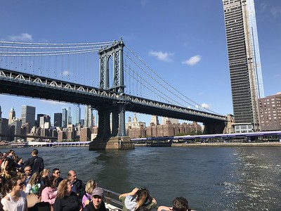 "Circle Line ""Best of NY"" cruise"