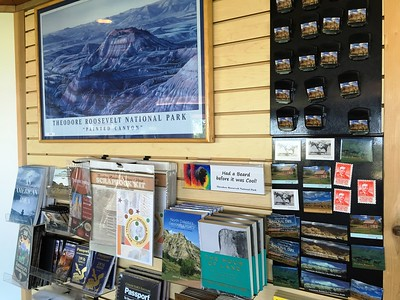 Painted Canyon Visitor Center