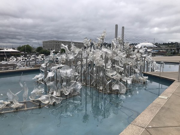 Tacoma Museum of Glass (Chihuly inspired)