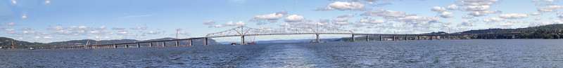 New York City; New York State; Tappan Zee Bridge; USA