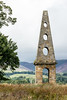 Ramsay Monument near Penicuik House