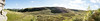 Panorama view from Harbour Craig looking NE