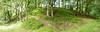 Panorama of Path at Craigie