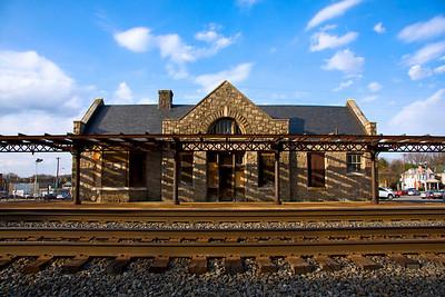 Wernersville Train Station