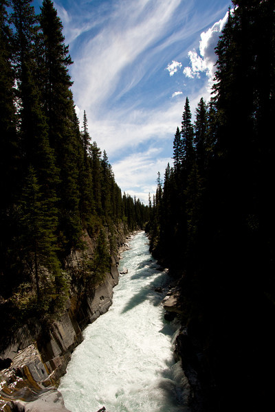 "Vermillion River<br /> A photo of Vermillion River near Numa Falls, in Kutenay National Park, Canada.<br /> Purchase this photo at the top by clicking ""buy"".<br /> 2x3 printing format<br /> 16""x24"" Max printing size.<br /> Displayed at 8""x10"""