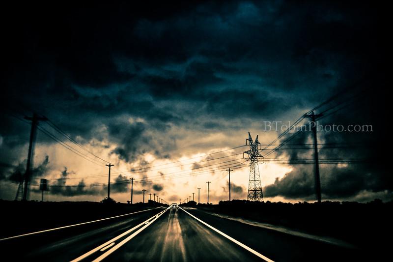 Thunderous highway