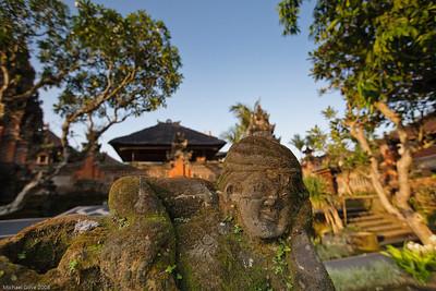 Pura Taman Saraswati Temple , Ubud, Bali