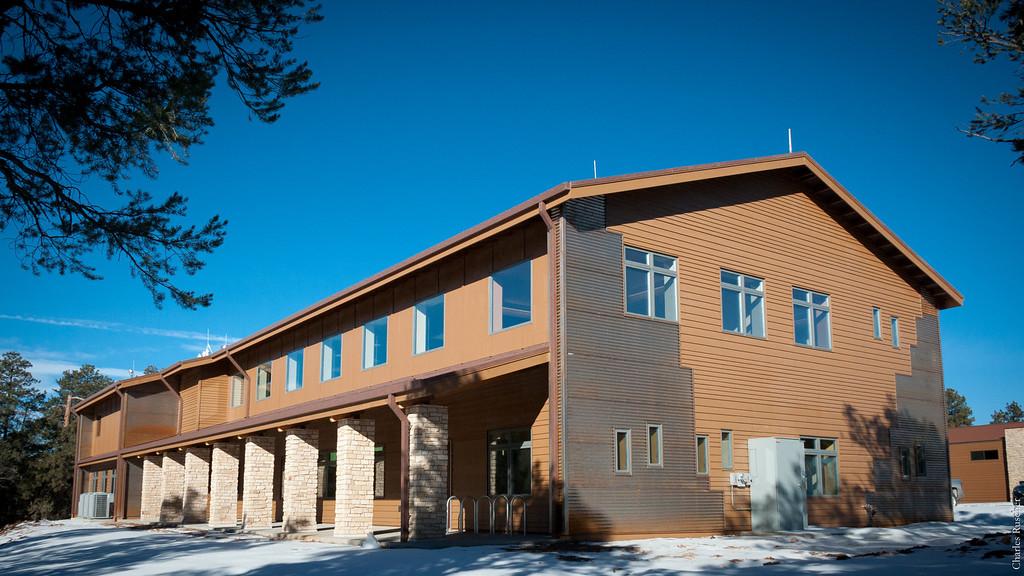 NPS SRM Building