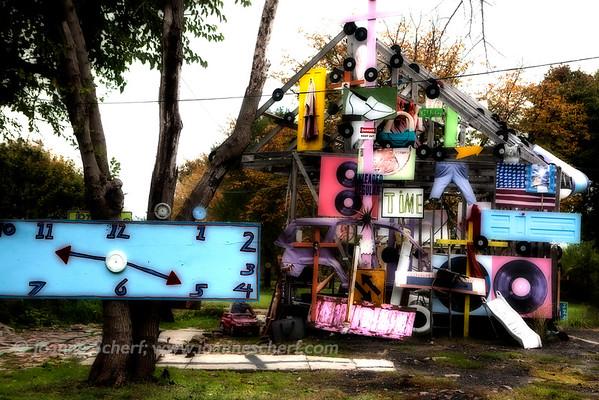 Clock & House of Soul