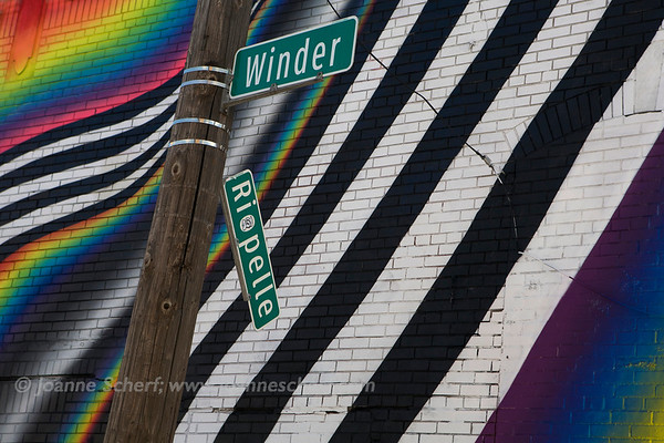Winder-Riopelle: Pantone