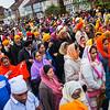 Slough Sikh procession