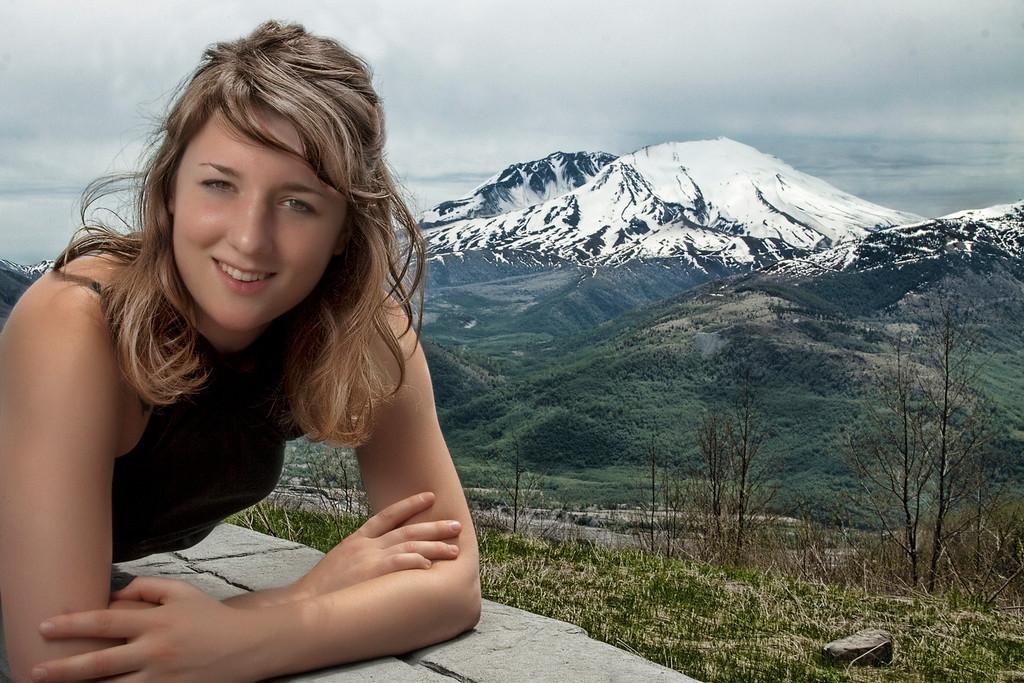 Mount St Helens - 2011
