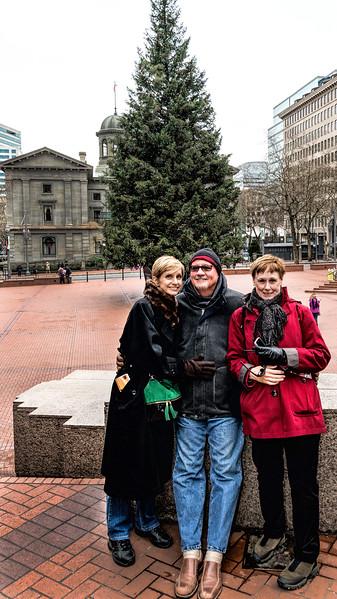 Dianne - Bob - Carolyn Christmas Tree