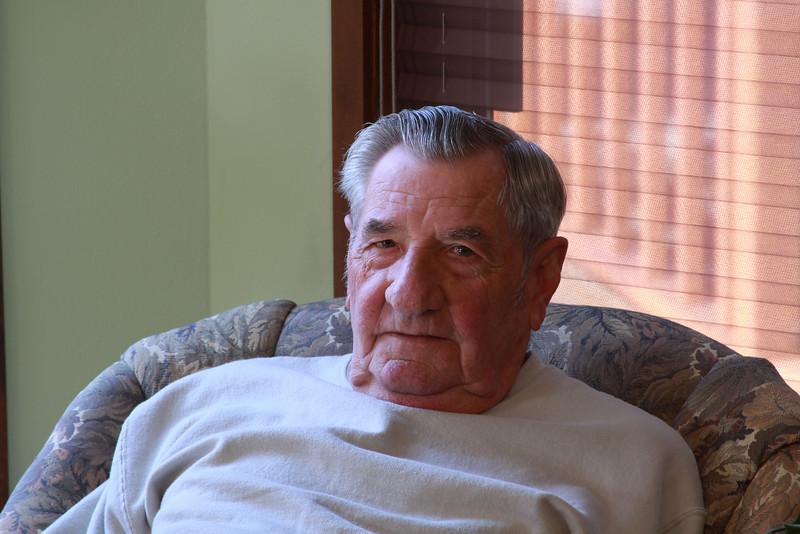 Dad - Jan 2009