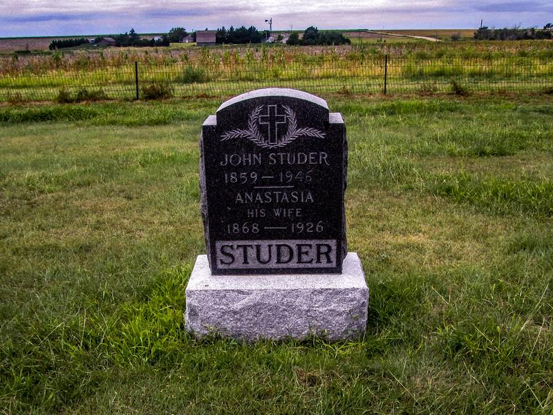 John & Anastasia Studer