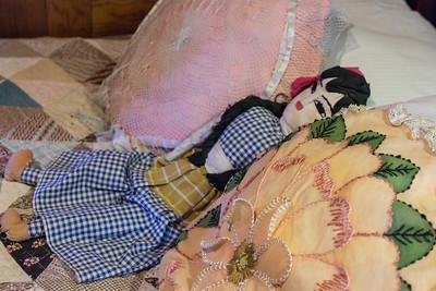 Muriel MacGregor's Doll