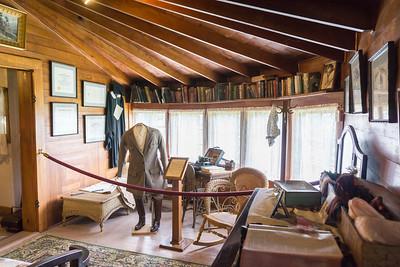 Muriel MacGregor's Bedroom