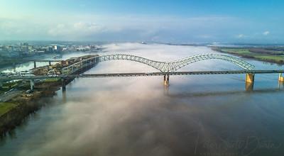 Hernando de soto fog