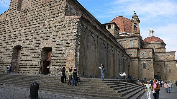 Basilica di San Lorenzo.
