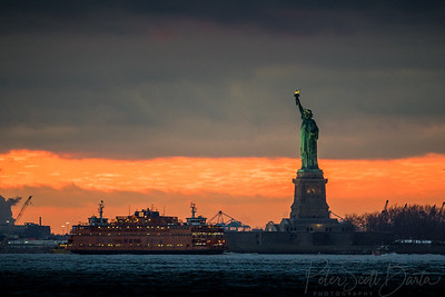 StatueOfLiberty_sunset-002