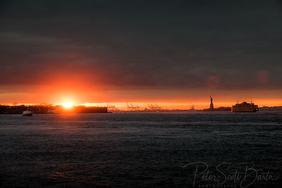 StatueOfLiberty_sunset-001