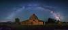 John Moulton Barn panorama