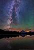 Oxbow Starry Night