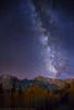 Milky Way over Wheeler Peak