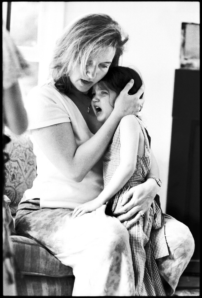 Mother and daughter - Redding