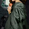 Based upon Proserpine, 1882 by Dante Charles Gabriel Rossetti, (1828-82)
