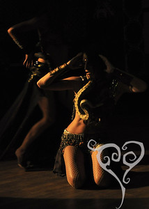 The Shimmy SIsters  The Pandorica Opens - Burlesque show in San Diego