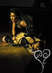 The Hoop Unit  The Pandorica Opens - Burlesque show in San Diego