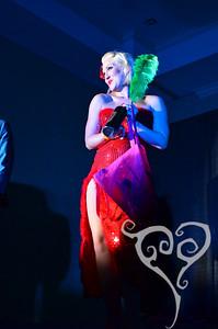 Midnight at Tiki Oasis - Femme Fatale Follies - Burlesque show in San Diego, CA