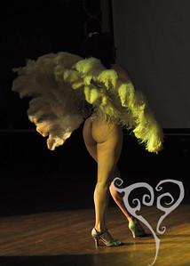 Lady Borgia  The Pandorica Opens - Burlesque show in San Diego