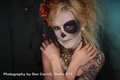 Sugar Skull shoot