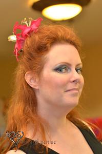 Pin-up Hair & Make-Up with Tana the Tattooed Lady & Meghan Mayhem on Friday