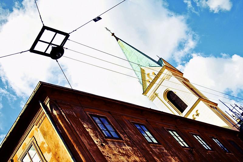 """""""In the Sky"""" (Zagreb, 2009)"""