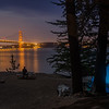 Kirby Cove Campground, Golden Gate National Recreation Area.  Photo by Alison Taggart-Barone/NPS