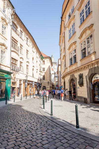 Melantrichova, Praha 1