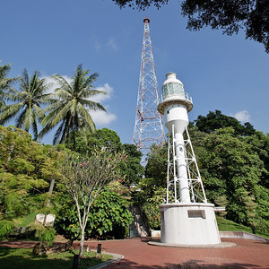 Singapore Park - Lighthouse