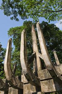 Sculpture park, Singapore