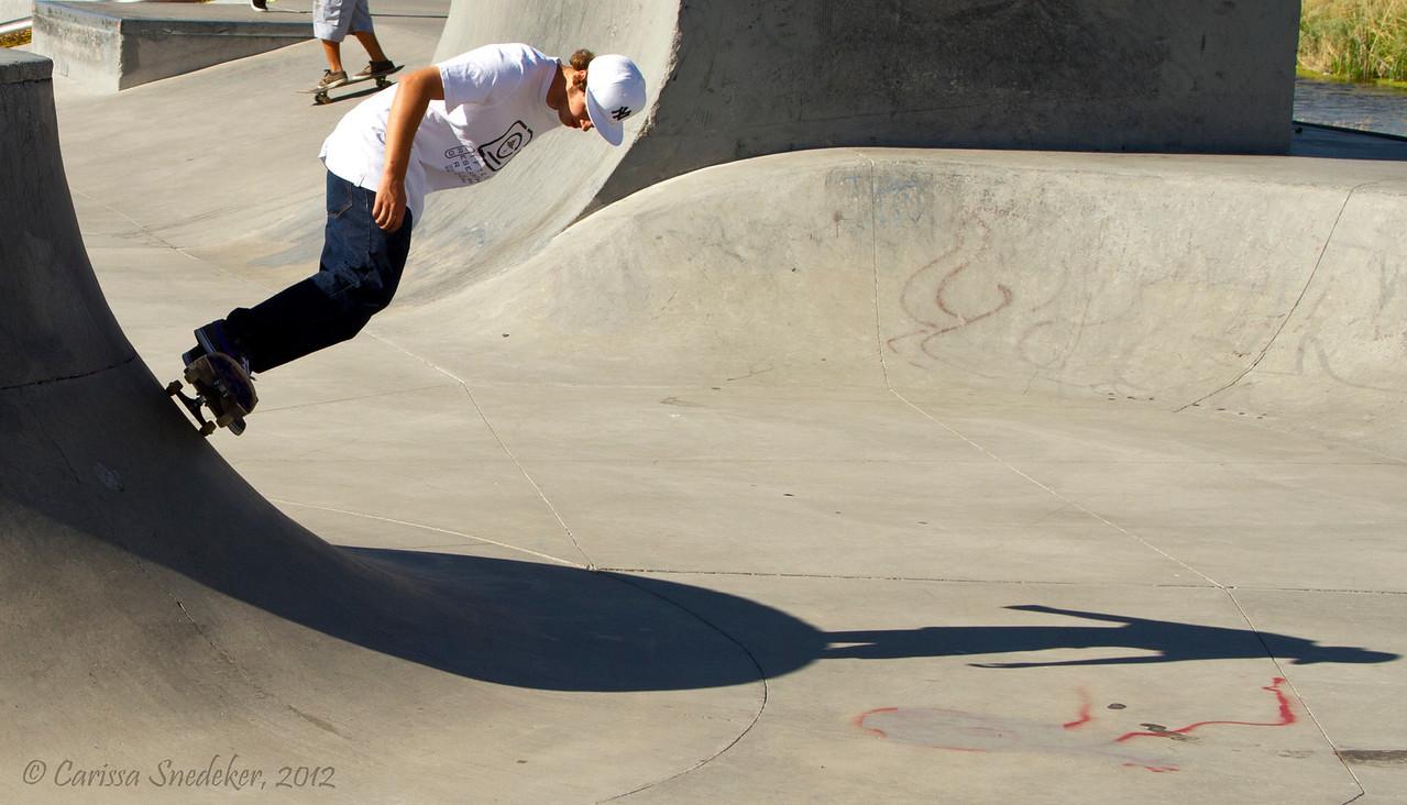 Shadow. July 5, 2012. Reno, NV