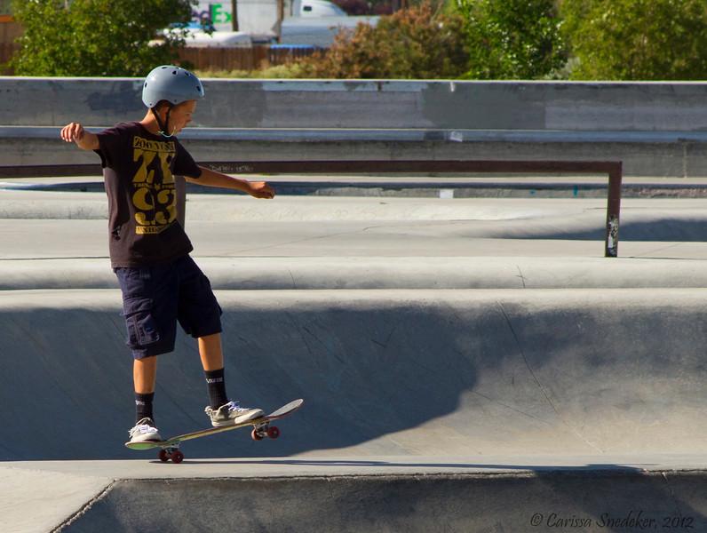 Newbie. July 5, 2012. Reno, NV