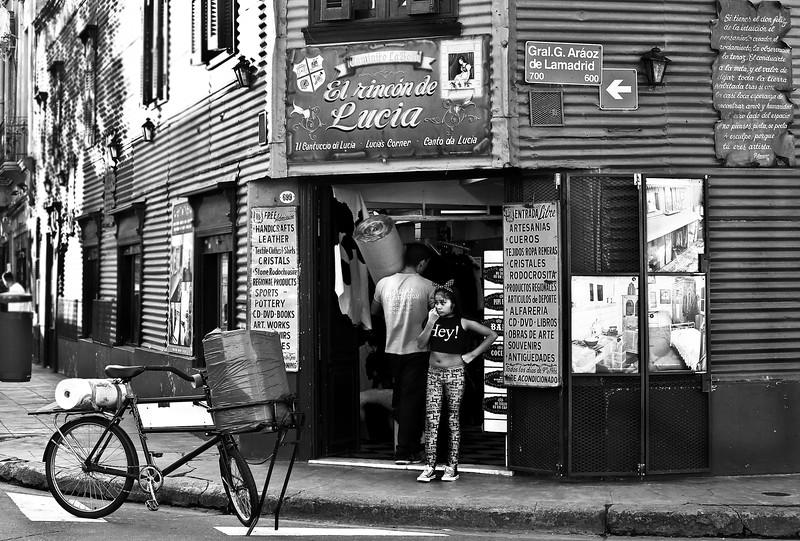 """""""El Caminito"""" (Buenos Aires, 2016)"""