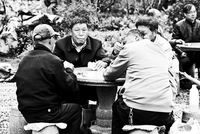 """""""The Gamble""""  (Shanghai, 2015)"""