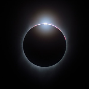 Totality, Wyoming 2017