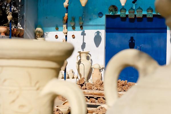 Tunisian Art