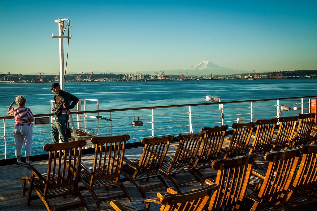 Return to Seattle